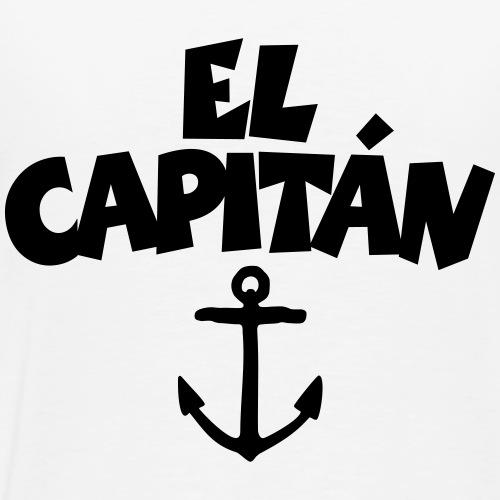El Capitán anker