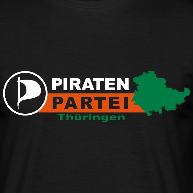 Piraten-Shirt Thüringen