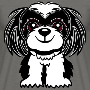 Dog Yorkshire Terrier T-Shirts - Men's T-Shirt
