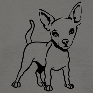Pet clothing Chihuahua T-Shirts - Men's T-Shirt