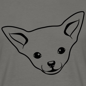 Dog Chihuahua T-Shirts - Men's T-Shirt