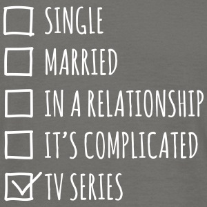 Single Married... TV Series T-shirts - Herre-T-shirt
