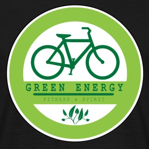 Green Energy T-Shirts - Men's T-Shirt