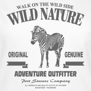 Zebra T-Shirts - Frauen T-Shirt