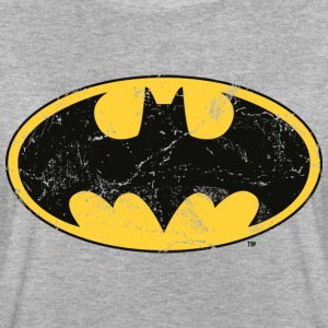 DC Comics Batman Logo Used Look - Frauen Oversize T-Shirt