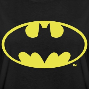 DC Comics Batman Logo Gold - Frauen Oversize T-Shirt
