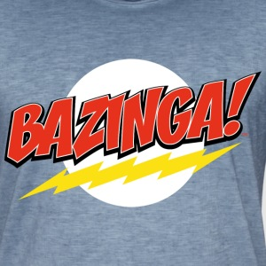The Big Bang Theory  - T-shirt vintage Homme
