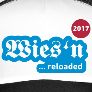 motiv_wiesn_reloaded_2017 Caps & Mützen - Trucker Cap