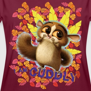Madagascar King Julien Mort I Am Cuddly - Women's Oversize T-Shirt