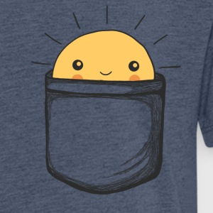 Sunshine in my pocket!, Sonne, Sommer, Happy,  T-Shirts - Teenager Premium T-Shirt