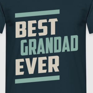 Best Grandad Ever - Men's T-Shirt