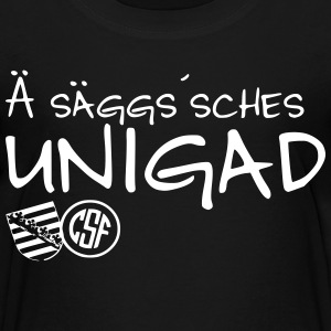 Ä säggssches Unigad T-Shirts - Teenager Premium T-Shirt