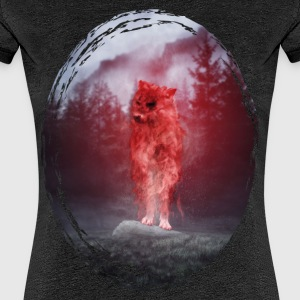 In the Shadows Frauen Premium T-Shirt - Frauen Premium T-Shirt