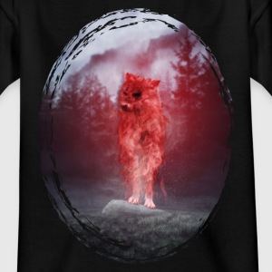 In the Shadows Teenager T-Shirt - Teenager T-Shirt