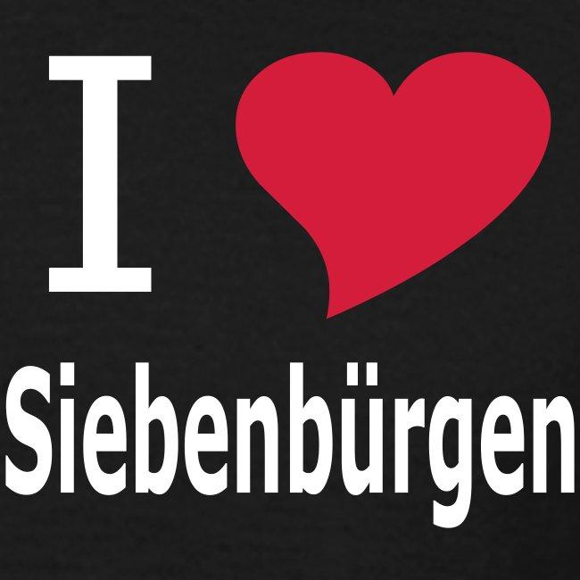 T-Shirt I love Siebenbürgen