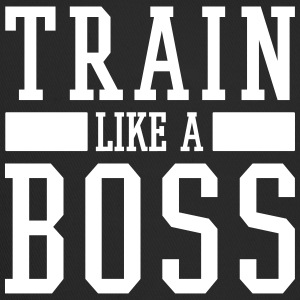 TRAIN LIKE A BOSS Caps & Mützen - Trucker Cap