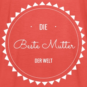 Mutter Tops - Frauen Tank Top von Bella