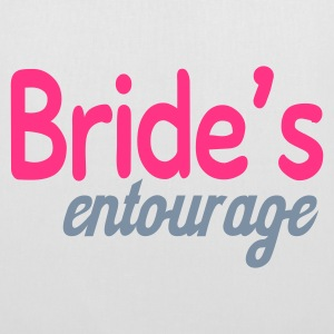 White Bride's entourage Bags  - Tote Bag