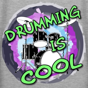 Drumming is cool / Drummer / Schlagzeug Pullover & Hoodies - Frauen Premium Hoodie