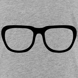 Nerd glasses, Geek (cheap!) Shirts - Kids' Premium T-Shirt
