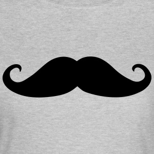 Mustache, beard (cheap!) T-shirts - Vrouwen T-shirt