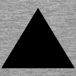 Triangle, pyramid (cheap!) Tops - Women's Premium Tank Top