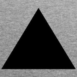 Triangle, pyramid (cheap!) Kasketter & huer - Jersey-Beanie