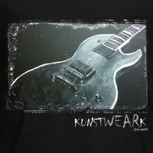 Teen Premium Shirt GUITAR - Teenager Premium Langarmshirt