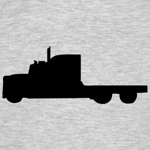 Truck (cheap!) T-skjorter - T-skjorte for menn