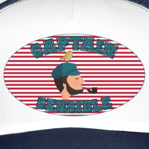 Capitaine sensible 2 Casquettes et bonnets - Trucker Cap