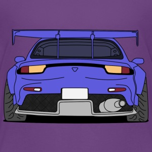 rx7rear colourful T-Shirts - Kinder Premium T-Shirt