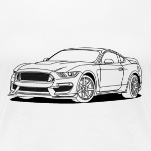Cool Car T-Shirts - Women's Premium T-Shirt