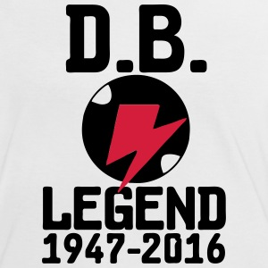 Legend D.B. (Bowie) - Women's Ringer T-Shirt