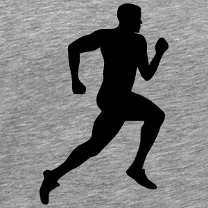 Running (super cheap!) T-Shirts - Men's Premium T-Shirt