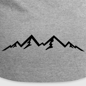 Mountain, Mountains (super cheap!) Caps & Hats - Jersey Beanie
