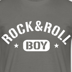 Rock and Roll Boy T-Shirts - Männer T-Shirt