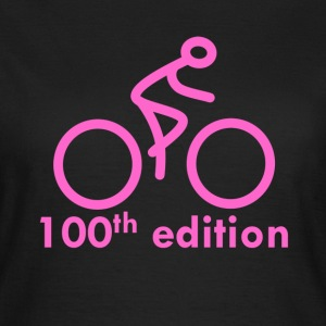giro d'italia 100th Edition pink bicycle - Women's T-Shirt