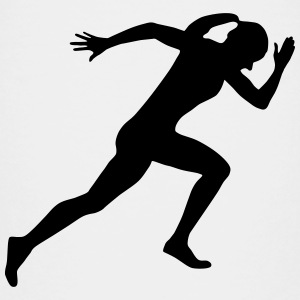 Runner, running, sprinter (super cheap) T-shirts - Premium-T-shirt barn