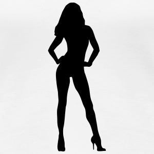 Sexy woman (super cheap) Camisetas - Camiseta premium mujer