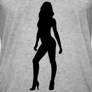 Sexy woman (super cheap) T-shirts - Herre vintage T-shirt