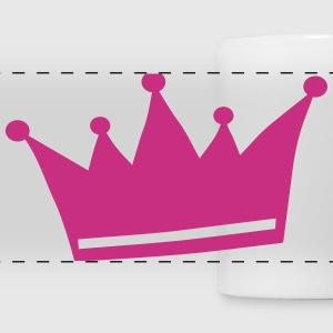 Crown (super cheap) Mugs & Drinkware - Panoramic Mug