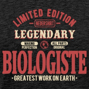 Biologiste Tee shirts - T-shirt Premium Homme