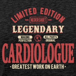 Cardiologue Tee shirts - T-shirt Premium Homme