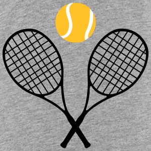 Tennis, tennis racket and tennis ball (cheap!) Tee shirts - T-shirt Premium Enfant