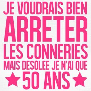 Cadeaux anniversaire 50 ans spreadshirt - Citation 60 ans humoristique ...