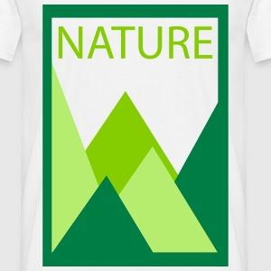 NATURE Tee shirts - T-shirt Homme
