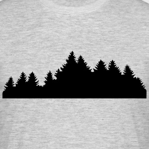 Wood, Forest, Trees (super günstig!) Tee shirts - T-shirt Homme