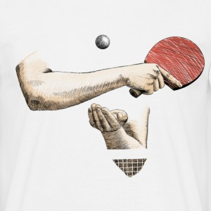 Ping-pong Tee shirts - T-shirt Homme
