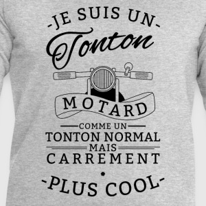 Je suis un tonton motard carrement plus cool Sweat-shirts - Sweat-shirt Homme Stanley & Stella