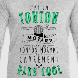 J'ai un tonton motard trop cool Sweat-shirts - Sweat-shirt Homme Stanley & Stella